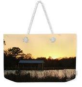 Mississippi Bayou 16 Weekender Tote Bag