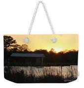 Mississippi Bayou 9 Weekender Tote Bag