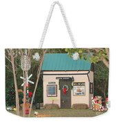Mississippi Christmas 4 Weekender Tote Bag