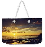 Mississippi Gulf Coast Beauty Weekender Tote Bag
