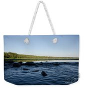 Mississippi Headwater And Lake Itasca Weekender Tote Bag