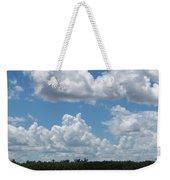 Mississippi River Weekender Tote Bag