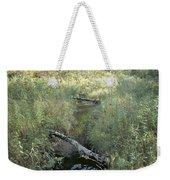 Mississippi River Headwaters Weekender Tote Bag