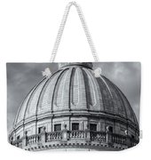 Mississippi State Capitol Viii Weekender Tote Bag by Clarence Holmes