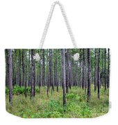 Mississippi Woods Weekender Tote Bag