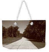 Missouri Route 66 2012 Sepia. Weekender Tote Bag
