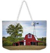 Missouri Star Quilt Barn Weekender Tote Bag