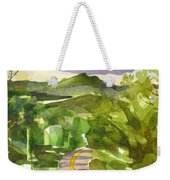 Missouri View Weekender Tote Bag