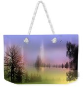 Mist Coloring Day 2 Weekender Tote Bag