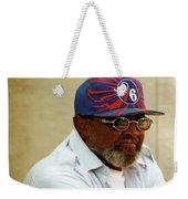 Mister Weekender Tote Bag