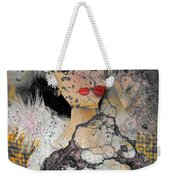 Mistreatment Of A Madam   Weekender Tote Bag
