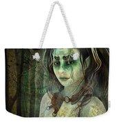 Mistress Of The Dark Woods Weekender Tote Bag