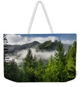 Mists Among The Hills Weekender Tote Bag