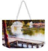 Misty Dream Weekender Tote Bag by Kip DeVore