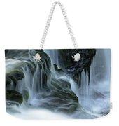 Misty Falls - 70 Weekender Tote Bag