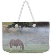 Misty Meadow Weekender Tote Bag