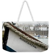 Misty Moonshadow Weekender Tote Bag