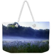 Misty Morning At Vally Forge Weekender Tote Bag