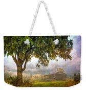 Misty Mountain Barn Weekender Tote Bag
