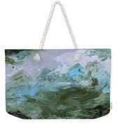 Misty Mountains Weekender Tote Bag