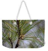 Misty Pines In Spring 2013 Weekender Tote Bag