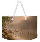 Misty Sun Weekender Tote Bag