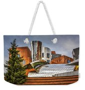 Mit Stata Building Center - Cambridge Weekender Tote Bag