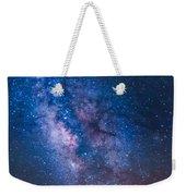 Mitchell Butte Milky Way Weekender Tote Bag