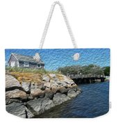 Mitchell Crossing Weekender Tote Bag