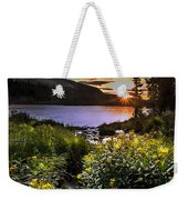 Mitchell Sunrise Weekender Tote Bag