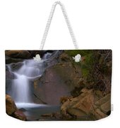 Mix Canyon Creek Weekender Tote Bag by Bill Gallagher