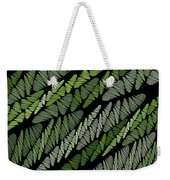 Mixed Assembly-green Weekender Tote Bag