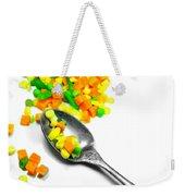 Mixed Weekender Tote Bag