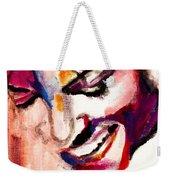 Mj Impression Weekender Tote Bag by Molly Picklesimer