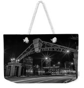 Mke Third Ward Weekender Tote Bag