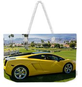 Mmmm California Weekender Tote Bag