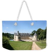 Moated Palace - Bussy-rabutin Weekender Tote Bag