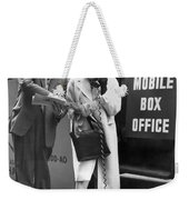 Mobile Box Office Phone Weekender Tote Bag