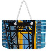 Mobile Crane Section Weekender Tote Bag