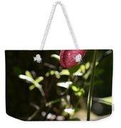 Moccasin Flower Weekender Tote Bag