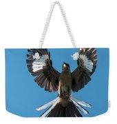 Mocking An Angel Weekender Tote Bag
