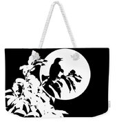 Mockingbird Moon Weekender Tote Bag