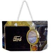 Model A Ford Weekender Tote Bag