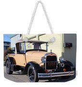 Model A Ford Truck Weekender Tote Bag