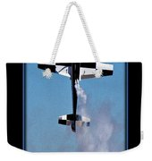 Model Plane 11 Weekender Tote Bag