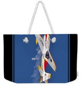 Model Plane 9 Weekender Tote Bag