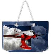 Model Planes Dc3 01 Weekender Tote Bag