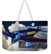 Model Planes Hershey 01 Weekender Tote Bag