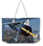 Model Planes Top Wing 04 Weekender Tote Bag