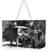 Model T Ford, 1919 Weekender Tote Bag
